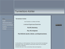 Tablet Preview of drv-kohler.de